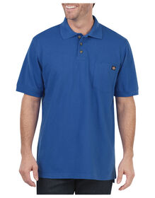 Short Sleeve Performance Polo - ROYAL BLUE (RB)