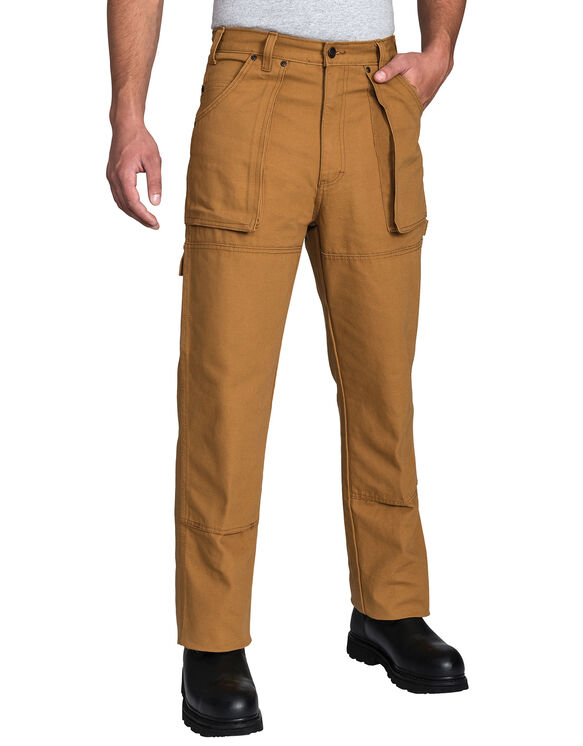 Duck Logger Pant - RINSED BROWN DUCK (RBD)