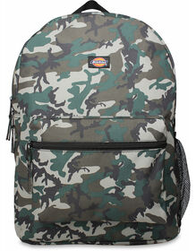Student Backpack - BLACK ACORN CAMO (BAC)