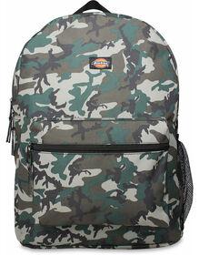 Student Backpack - BLACK ACORN CAMO (BAC)