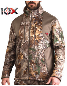 10X® Lockdown Softshell Jacket - ALL PURPOSE EXTRA w/FALCON (AXF9)