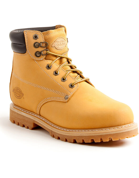Men's Raider Steel Toe Work Boots - WHEAT (FWE)