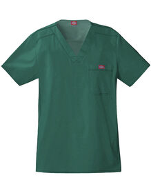 Men's Gen Flex Youtility Scrub Top - HUNTER-LICENSEE (HTR)