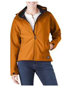 Women's Performance Softshell Jacket - MANDARIN (AN)