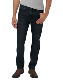 Dickies X-Series Slim Fit Straight Leg 5-Pocket Denim Jean - HERITAGE BLACK DENIM (HBL)