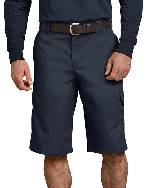 "Flex 13"" Relaxed Fit Cargo Short - DARK NAVY (DN)"