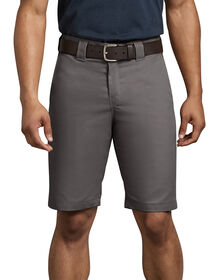 "Flex 11"" Regular Fit Work Short - GRAVEL GRAY (VG)"