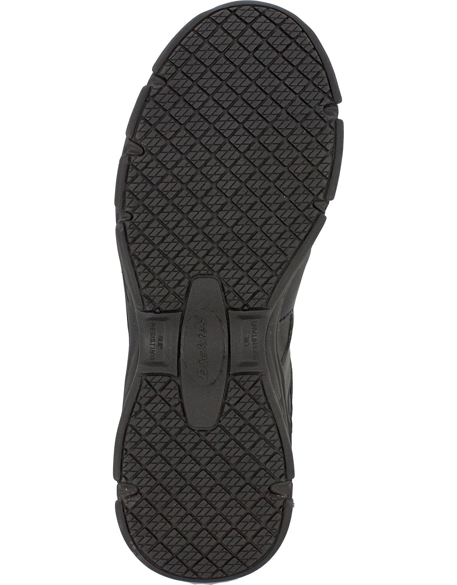 Skate shoes non slip -  Women 39 S Slip Resisting Athletic Skate Work Shoes Black 40