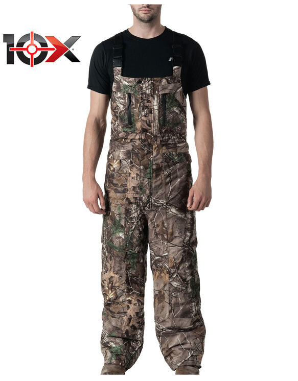 10X® Insulated Bib Overall - REAL TREE XTRA (AX9)