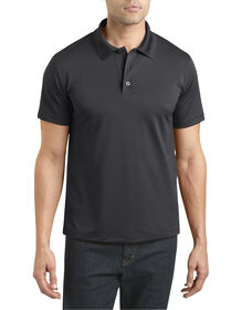 Adult Performance Short Sleeve Polo - BLACK (BK)