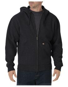 Lightweight Fleece Hoodie - BLACK (ALBK)