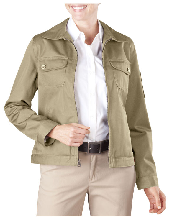 Women's Heritage Jacket - DESERT SAND (DS)