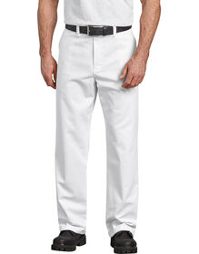 Industrial Relaxed Fit Flat Front Pant