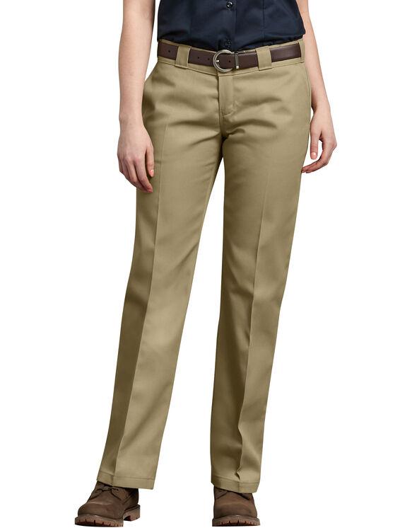 Innovative Dickies Pants Womens Original Work Pants FP774 Twill Wrinkle Resistant