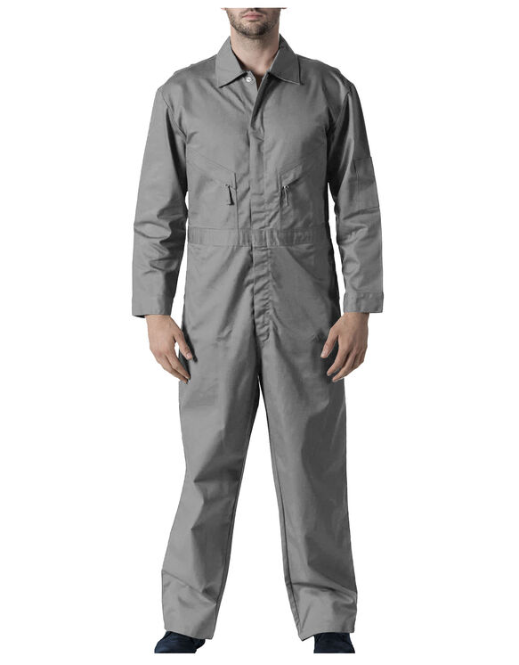 Walls® Flame Resistant Industrial Coverall - GRAY (GY9)