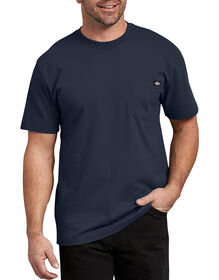 Short Sleeve Heavyweight Crew Neck Tee - DARK NAVY (DN)