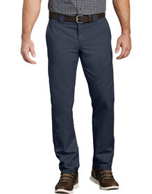 Flex Slim Fit Taper Leg Multi-Use Pocket Work Pant - DARK NAVY (DN)