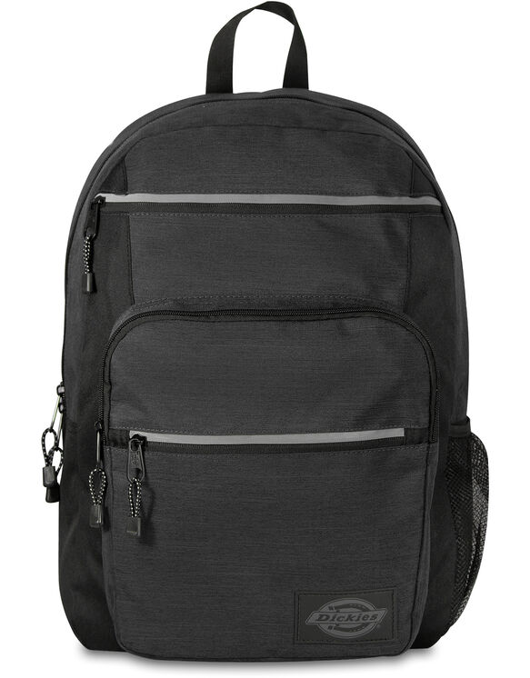 Double Deluxe Backpack - BLACK (BK)