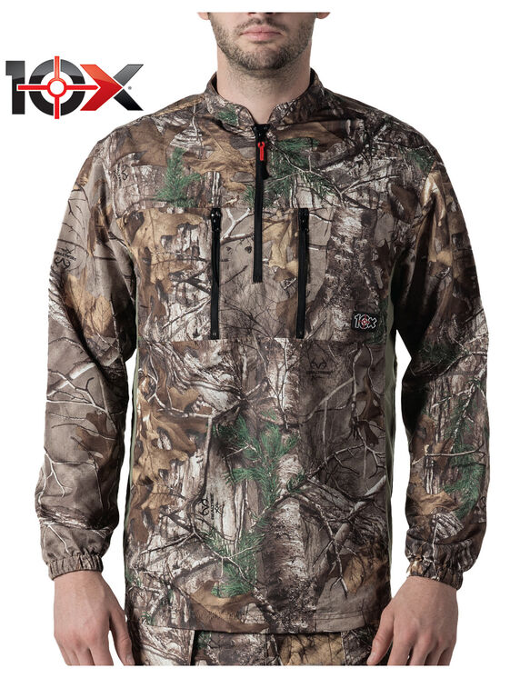 10X® Ultra-Lite Pullover - REAL TREE XTRA (AX9)