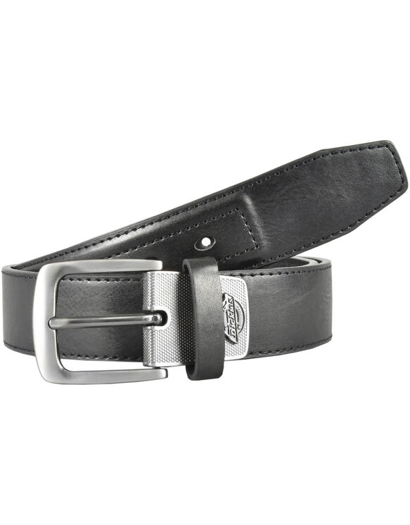 Leather Industrial Strength Belt - BLACK (BK)