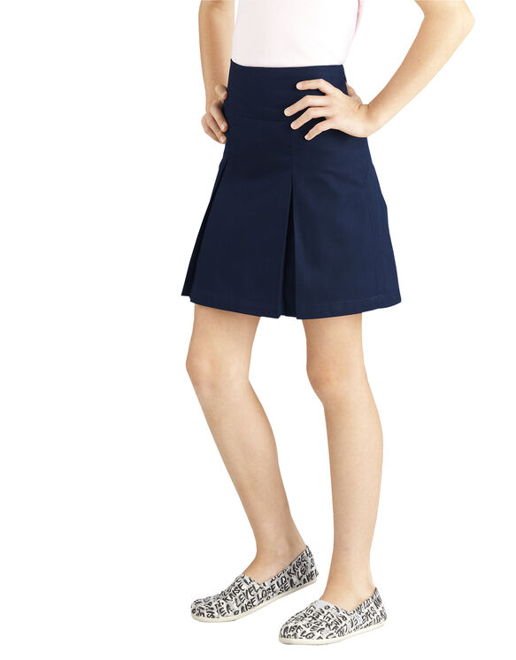 Girls' Pleated Skooter, 7-16