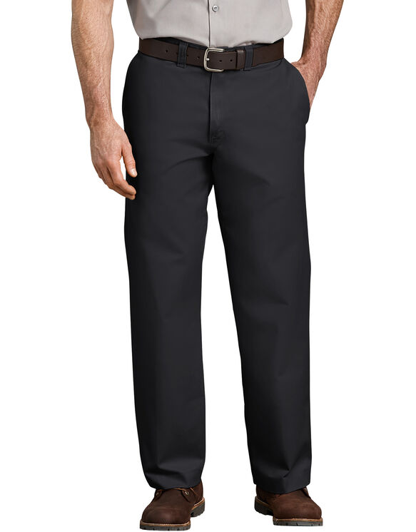 Industrial Relaxed Fit Straight Leg Multi-Use Pocket Pant - BLACK (BK)