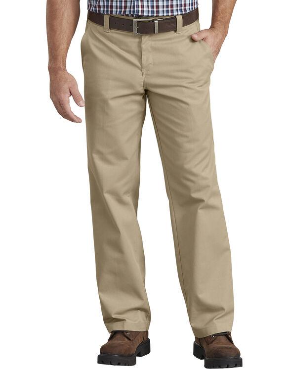 Dickies '67 Regular Fit Straight Leg Industrial Work Pant - DESERT SAND (DS)