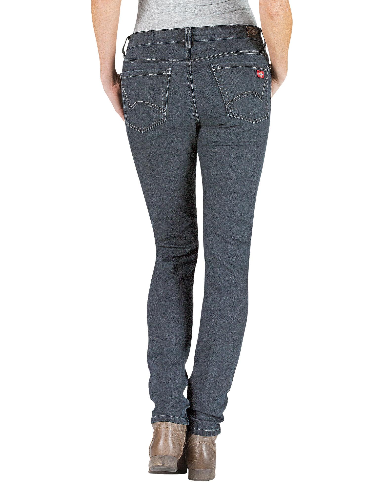 Women&39s Slim Fit Skinny Leg Denim Jean   Womens Jeans   Dickies