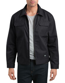 Dickies '67 Industrial Service Jacket - BLACK (BK)