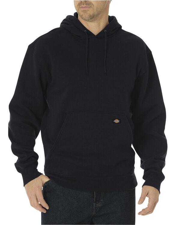 Midweight Fleece Pullover Hoodie - BLACK (BK)