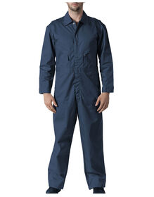 Walls® Flame Resistant Industrial Coverall - NAVY (NA9)