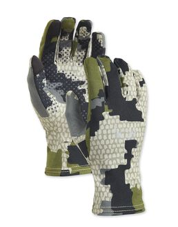 Peloton 130 Camo Hunting Gloves