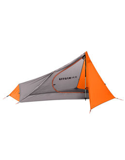 ULTRA Star 1P Tent, Gunmetal-Orange