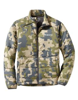 Teton Insulated Camo Hunting Jacket