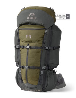Icon Pro 5200 Camo Hunting Backpack