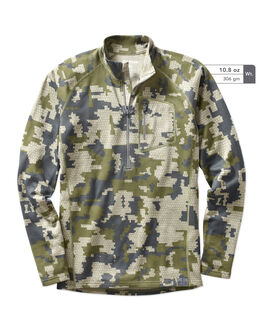 Green Camo Hunting Fleece