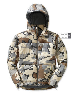 Kenai Hooded Insulated Hunting Jacket