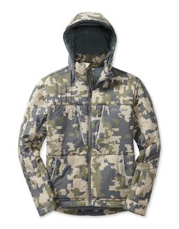 Kenai Hooded Insulated Jacket