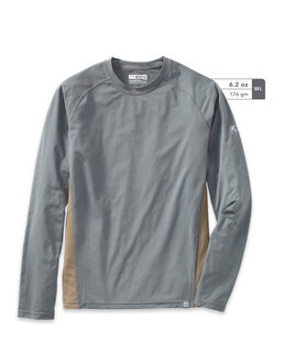 Graphite Grey Long Sleeve Hunting Shirt