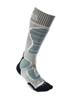 Over-the-Calf Merino Wool Socks