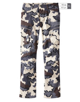 Teton Stretch Woven Camo Hunting Pants