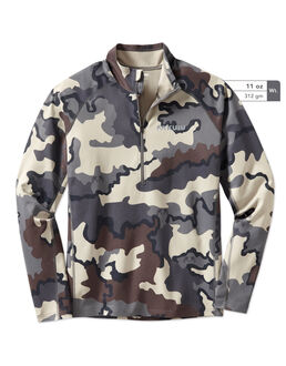 Teton Half-Zip Hunting Shirt