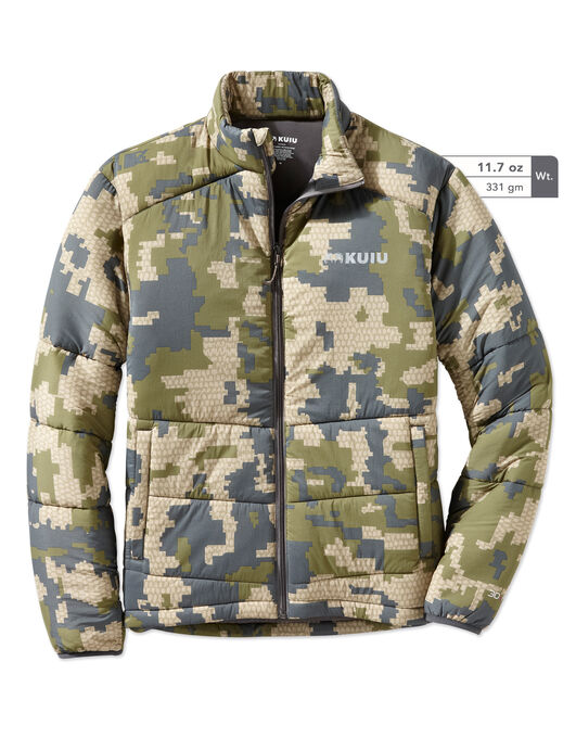 Teton Insulated Hunting Jacket