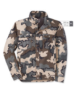 Grey Camo Hunting Shirt