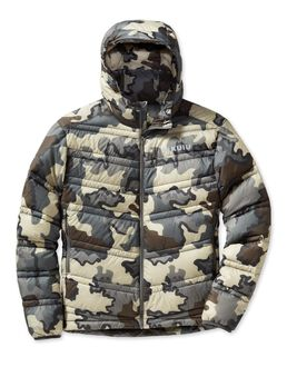 Super Down ULTRA Hooded Jacket
