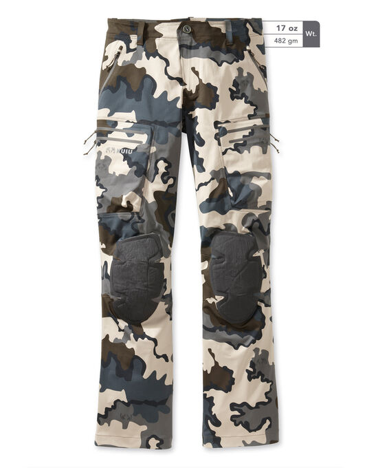 Alpine Camouflage Hunting Pants