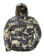 Super Down Hooded Jacket