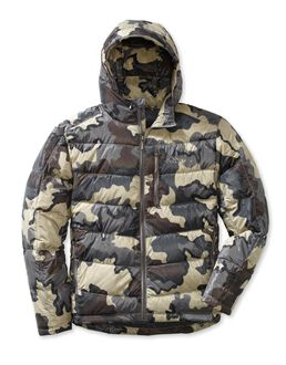Super Down Hooded Jacket,