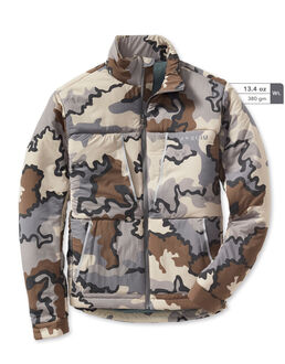 Kenai Insulated Camo Hunting Jacket