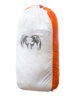 KUIU Quarter Game Bag, White-Orange